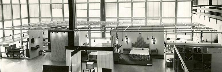 Hogarhotel 1964
