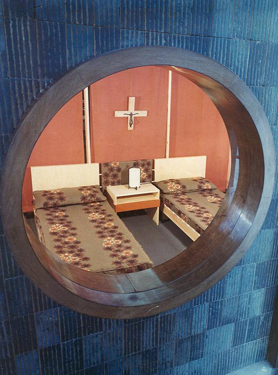 dormitori 1970